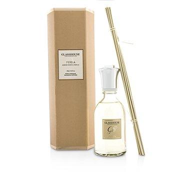 GLASSHOUSE FRAGRANCES   GlasshouseTriple Strength Fragrance Diffuser - Persia (Jasmine Wood & Vanilla) 250ml/8.45oz   Goxip