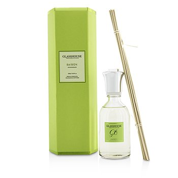 Glasshouse Triple Strength Fragrance Diffuser - Saigon (Lemongrass) 250ml/8.45oz