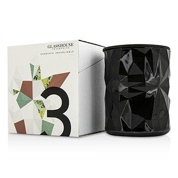Glasshouse La Maison Scented Candle - #3 Gardenia Inoubliable 300g