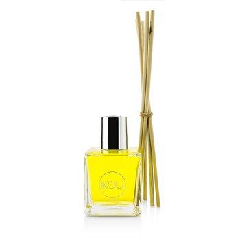 iKOU Aromacology Diffuser Reeds – Nurture (Italian Orange Cardamom & Vanilla – 9 months supply) –