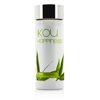 iKOU Diffuser Reeds Refill – Happiness (Coconut & Lime) 125ml/4.22oz