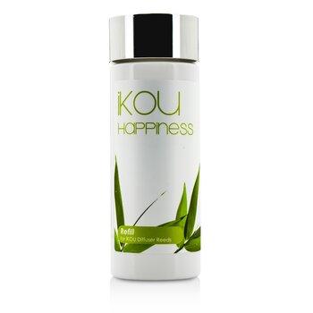 iKOU 디퓨저 리드 리필 - 해피니스 (코코넛 & 라임) 125ml/4.22oz