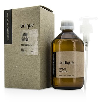 Jurlique Lemon Body Oil (Salon Size)  500ml/16.9oz