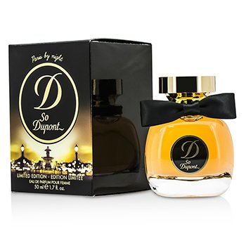 S. T. DupontSo Dupont Paris by Night Eau De Parfum Spray (Limited Edition) 50ml/1.7oz