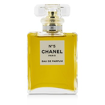 Chanel No.5 Eau De Parfum Spray - Semprot (Kemasan Baru)  35ml/1.2oz