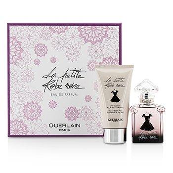 GuerlainLa Petite Robe Noire Coffret: Eau De Parfum Spray 30ml/1oz + Body Milk 75ml/2.5oz 2pcs