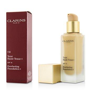 Clarins Podk�ad do twarzy z filtrem UV Everlasting Foundation+ SPF15 - # 110 Honey  30ml/1.1oz