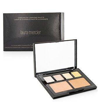 Laura Mercier Candleglow Luminizing Palette (4x Eye Colour, 2x Luminizing Face Powder)