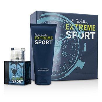 Paul Smith Extreme Sport Coffret: Eau De Toilette Spray 50ml/1.7oz + Shower Gel 100ml/3.3oz 2pcs