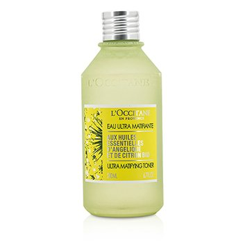 L'OccitaneAngelica Lemon Ultra Mattifying Toner 200ml/6.7oz