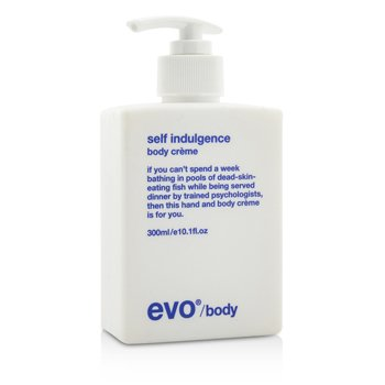 Evo Self Indulgence Body Creme 300ml/10.1oz