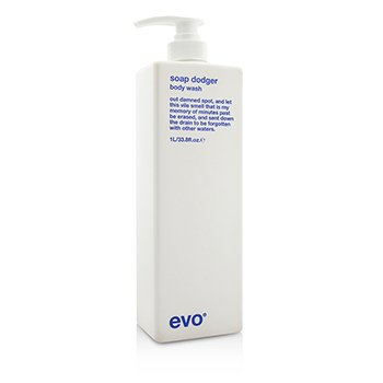 Evo Soap Dodger Body Wash 1000ml/33.8oz