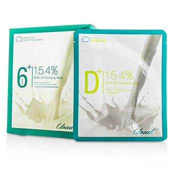 9朵云 Cloud 9 Nutrient Booster Skin-Up Plumping Hydrogel Mask 6pcs