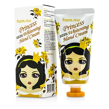 Farm Stay Princess Whitening Hand Cream  80g/2.66oz