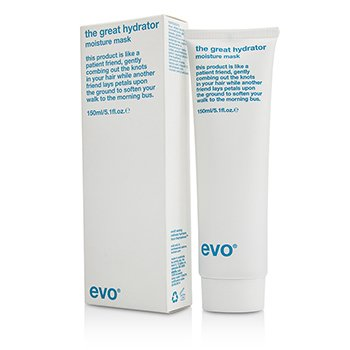 Evo The Great Hydrator Moisture Mask (For Dry  Frizzy  Colour-Treated Hair) 150ml/5.1oz