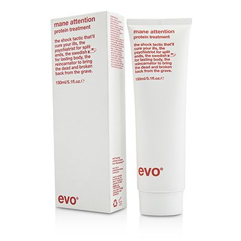 Evo Mane Attention Protein Treatment (For Colour-Treated  Weak  Brittle Hair) 150ml/5.1oz