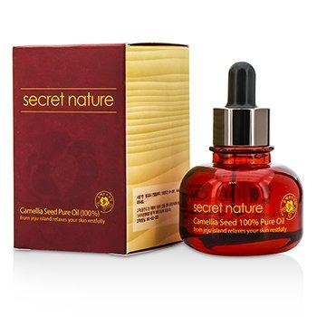 Secret Nature Camellia Seed Pure Oil (100%) 30ml/1oz