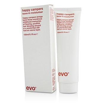 Evo Happy Campers Leave-In Moisturiser (For Colour-Treated  Weak  Brittle Hair) 150ml/5.1oz