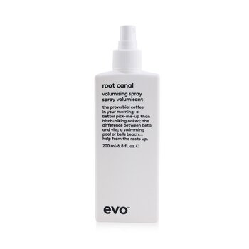 Evo Root Canal Volumising Spray (For All Hair Types  Especially Fine Hair) 200ml/6.8oz