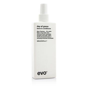 Evo Day Of Grace Leave-In Conditioner (For All Hair Types  Especially Fine Hair) 200ml/6.8oz