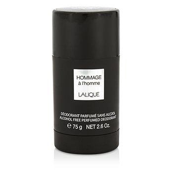 Lalique Hommage A L'Homme Desodorante en Barra  75g/2.5oz