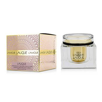 Lalique L'Amour Luxurious Perfumed Body Cream 200ml/6.6oz