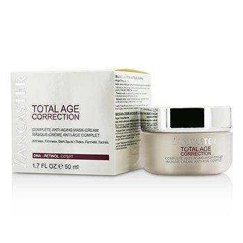 LancasterMaseczka do twarzy Total Age Correction Complete Anti-Aging Mask-Cream 50ml/1.7oz