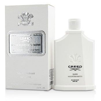 CreedCreed Silver Mountain Water Bath Gel 200ml/6.8oz