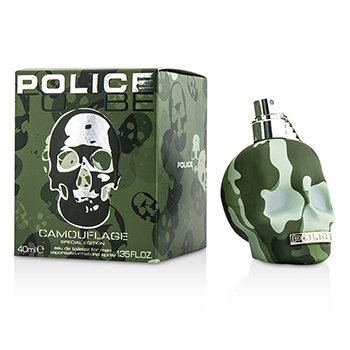 Police To Be Camouflage Eau De Toilette Spray 40ml/1.35oz