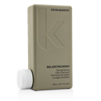 Kevin.Murphy Balancing.Wash (Strengthening Daily Shampoo – For Coloured Hair) 250ml/8.4oz