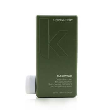 Kevin.Murphy Maxi.Wash (Detox Shampoo - For Coloured Hair) 250ml/8.4oz