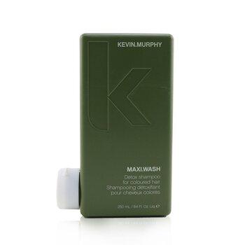 Kevin.Murphy Maxi.Wash (Detox Shampoo – For Coloured Hair) 250ml/8.4oz