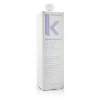 Kevin.Murphy Blonde.Angel.Wash (Colour Enhancing Shampoo – For Blonde Hair) 1000ml/33.6oz