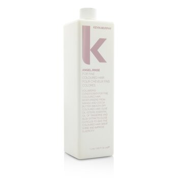 Kevin.Murphy Angel.Rinse (A Volumising Conditioner – For Fine  Dry or Coloured Hair) 1000ml/33.6oz