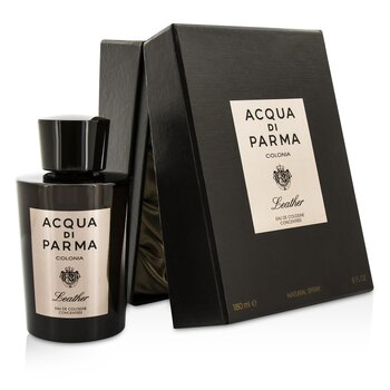 Acqua Di Parma Colonia Leather EDC Concentree Spray 180ml/6oz  men