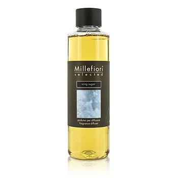 Millefiori Selected Fragrance Diffuser Refill - Icing Sugar 250ml/8.45oz