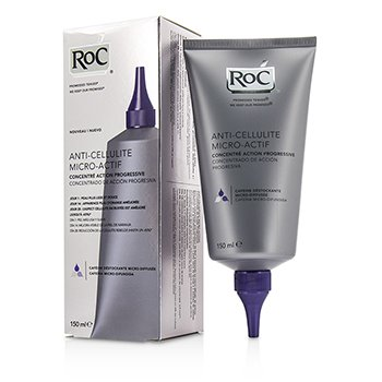 ROC Anti-Cellulite Micro-Actif Progressive Action Concentrate  150ml/5oz