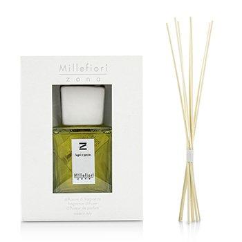 Millefiori Zona Fragrance Diffuser – Legni E Spezie 250ml/8.45oz