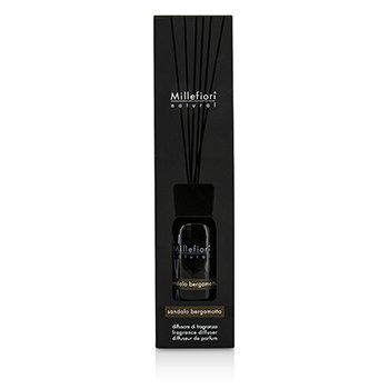 Millefiori Natural Fragrance Diffuser – Sandalo Bergamotto 250ml/8.45oz