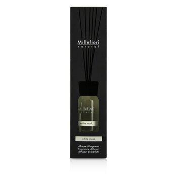 Millefiori Natural Fragrance Diffuser – White Musk 100ml/3.38oz