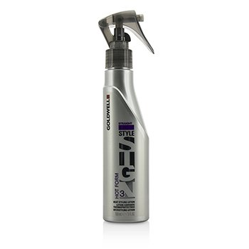 Goldwell Style Sign Straight Hot Form 3 Heat Styling Lotion (Salon Product) 150m hair care
