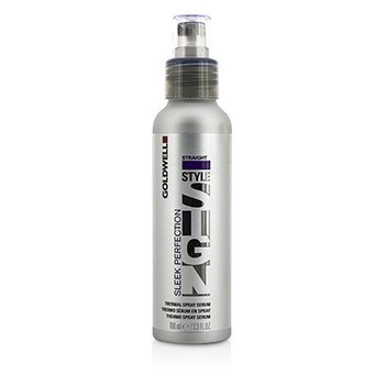 Goldwell Style Sign Straight Sleek Perfection Thermal Spray Serum (Salon Product)  100ml/3.3oz
