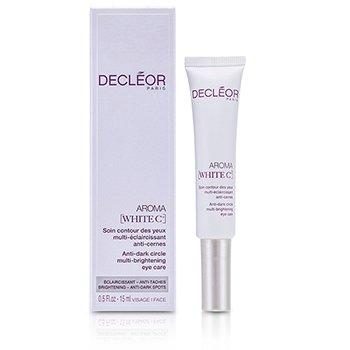 DecleorAroma White C+ Crema de Ojos Anti Ojeras Multi Iluminante 15ml/0.5oz