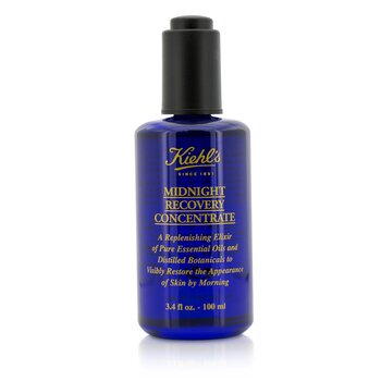 Kiehl's Midnight Recovery Concentrate  100ml/3.4oz