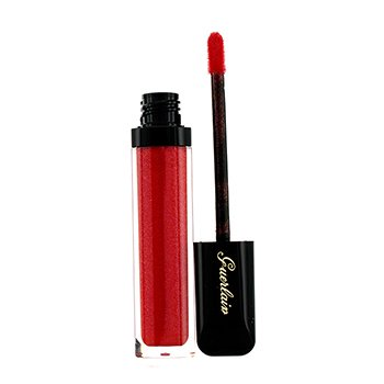 GuerlainGloss D'enfer Maxi Shine Brillo de Labios Color & Brillo Intenso - # 421 Red Pow 7.5ml/0.25oz