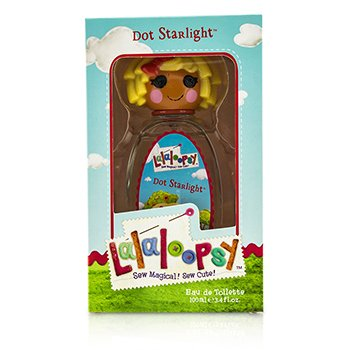 Lalaloopsy Dot Starlight Eau De Toilette Spray 100ml/3.4oz