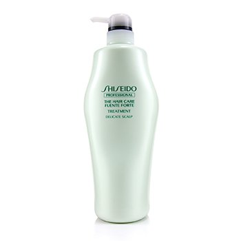 Shiseido The Hair Care Fuente Forte Treatment (Delicate Scalp)  1000g/33.8oz