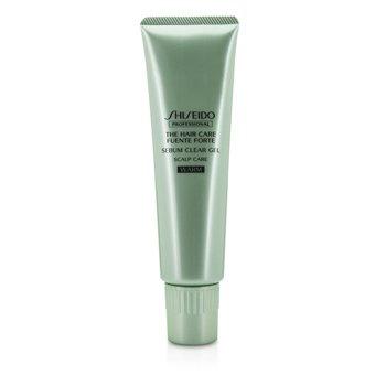 Shiseido The Hair Care Fuente Forte Sebum Clear Gel - # Warm (Scalp Pre-Cleaner) hair care
