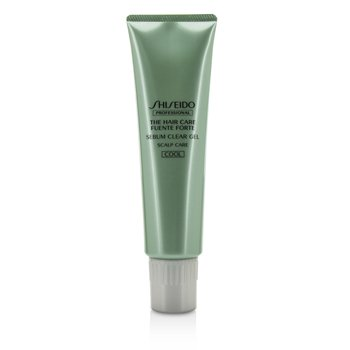 Shiseido The Hair Care Fuente Forte Sebum Clear Gel - # Cool (Scalp Pre-Cleaner) hair care