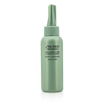 Shiseido The Hair Care Fuente Forte Deep Cleanser (Scalp Care) 100ml/3.4oz hair care